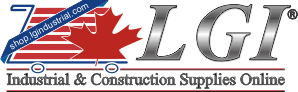 SHOP LGI Industrial and construction supplies logo